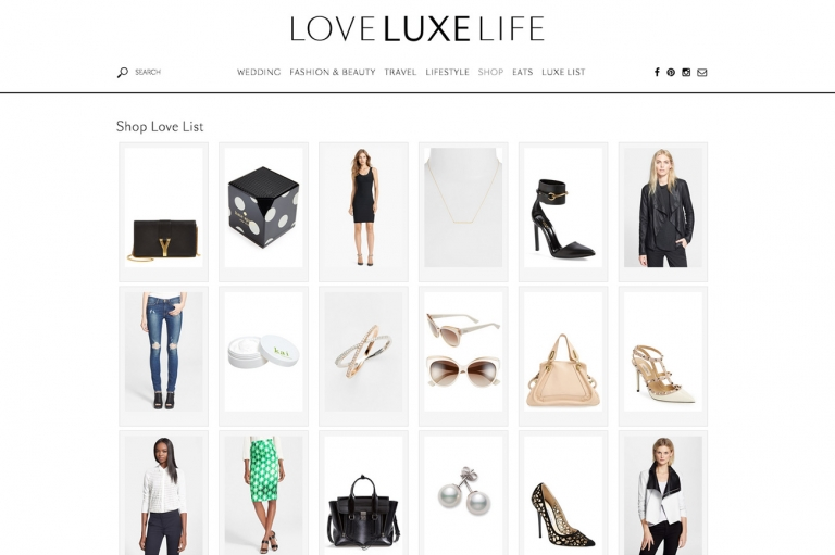 Jane Johnson Branding for Style Bloggers Love Luxe Life